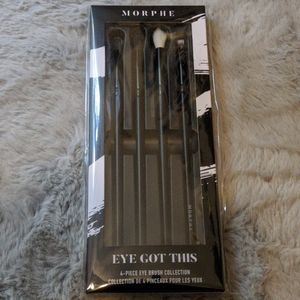 Morphe Eye brush set
